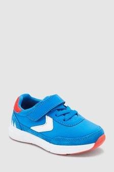Беговые кроссовки с эластичными шнурками (Младшего возраста)