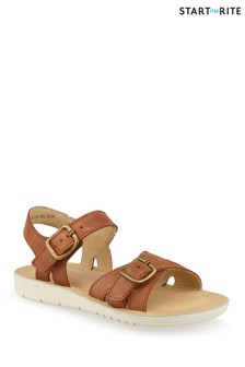 Start-Rite Tan Soft Harper Shoe