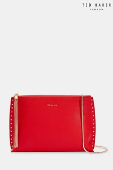 Ted Baker Red Chain Evening Bag