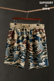 Superdry Camo Air Shorts