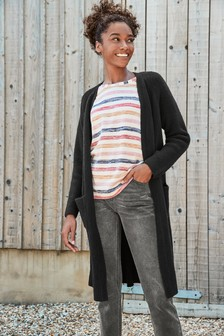 Lofty Longline Cardigan