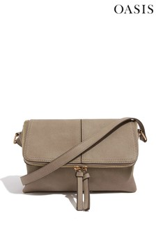 Oasis Grey Multi Compartment Bag