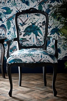 Audubon Jungle Antoinette Chair By Emma Shipley
