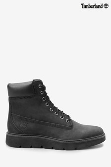 Timberland® Black Kenniston 6 Inch Wedge Boots