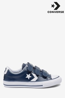 Converse Star Play 3 Velcro Youth Trainers