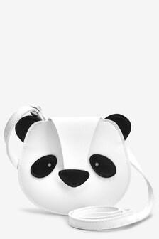 Cross Body Panda Bag