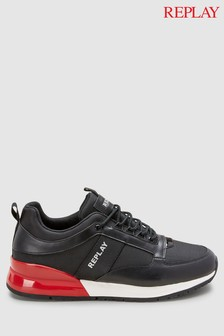 Replay® Black Wingate Trainer