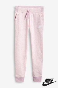 Pantalon de jogging Nike rose