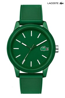 Lacoste 12.12 Green Silicone Watch