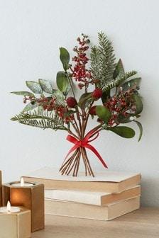 Artificial Winter Berry Bundle