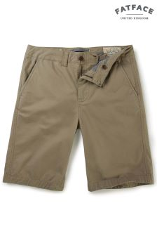 FatFace Sandstone Lightweight Chino Shorts