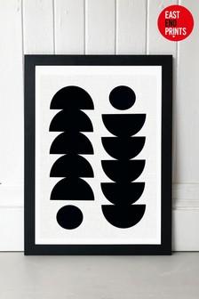 Tropical by Seventy Tree Framed Print