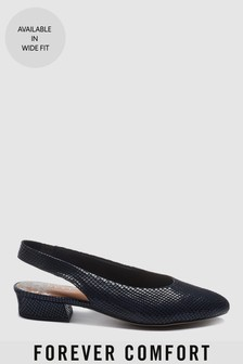 Forever Comfort Slingback Shoes