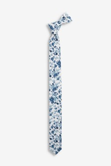 Floral Tie (1-16yrs)