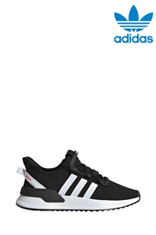 adidas Originals Black U Path Youth Trainers