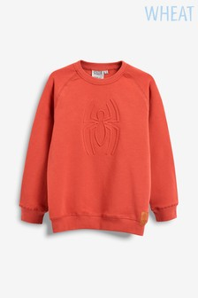 Wheat Red Spider-Man™ Sweater