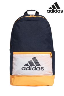 adidas Blue/Orange Classic Backpack