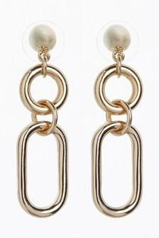 Link Detail Earrings
