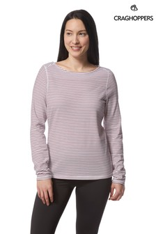 Craghoppers Stripe Nosilife Erin Top