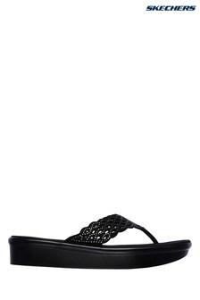 Skechers® Black Bumblers Sandal