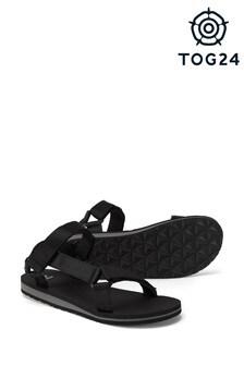 Tog 24 Black Harthill Mens Sandals