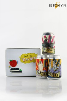 Le Bon Vin Thank You Teacher Beer Gift Set