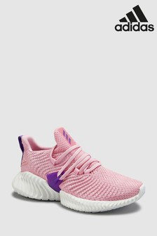adidas Run Pink AlphaBounce Instinct Youth