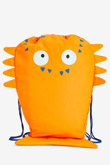 Puffer Fish Swim Bag