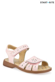Start-Rite Pink Flutter Shoe