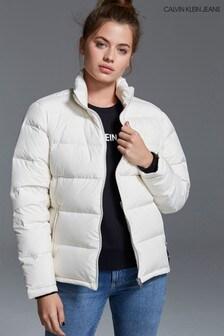 Women s coats and jackets Coats Padded Long Sleeve Longsleeve  d7bbdd9dc