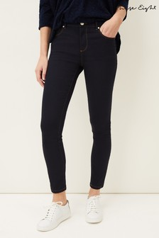 Phase Eight Blue Aida Skinny Jeans