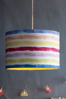 Easy Fit Rainbow Stripe Shade