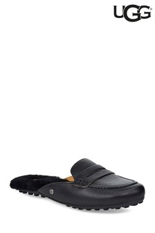 UGG® Shaine California Shearling Backless Loafer