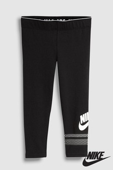 Nike Little Kids Black Futura Legging