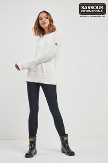 Barbour® International Rinse Zip Jean