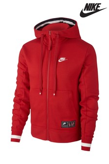 Sweat à capuche zippé Nike air