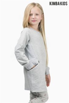 Kimba Kids by Kimberley Walsh Dress With Ribbed Detailing