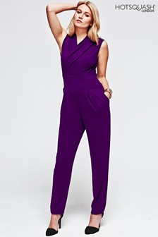 HotSquash Purple Jumpsuit