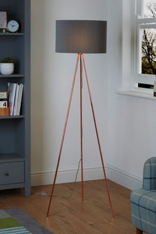 Mila Tripod Floor Lamp