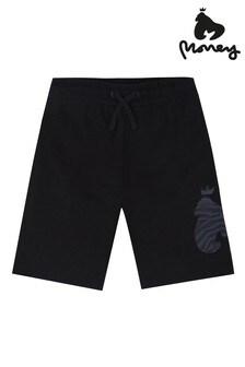 Money Zebra Shorts