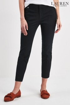 Lauren Ralph Lauren® Black Lycette Skinny Trouser