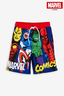 Marvel® Swim Shorts (3-12yrs)