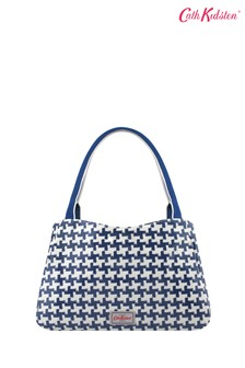 Cath Kidston The New Day Houndstooth Bag