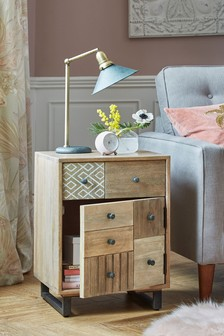 Agra Side Table / Bedside
