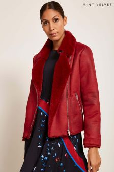 bcf7892f37b58 Women's coats and jackets Mint Velvet Red Mintvelvet | Next Ireland