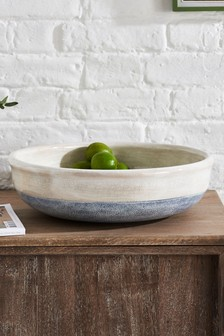 Country Luxe Ceramic Bowl