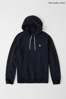 Abercrombie & Fitch Navy Icon Hoody