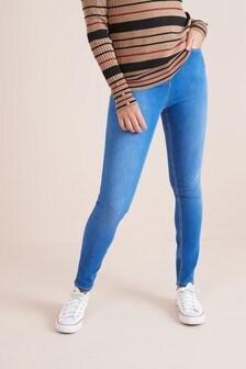 Flexible Skinny Jeans mit Zweiwege-Stretch