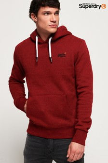 Superdry Red Classic Hoody