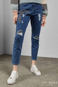 fbfafba2a9668b Buy Women s jeans Blue Blue Jeans Tedbaker Tedbaker from the Next UK ...
